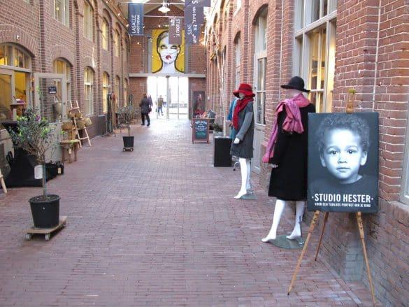 The Amsterdam Halls