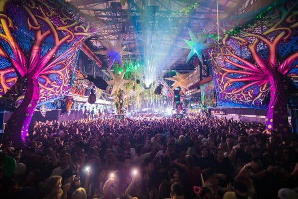 ADM Amsterdam Elrow. Photo by Joris Raaijman
