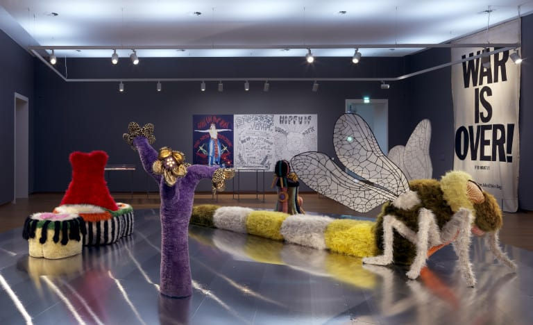 The Magical Center exhibtion in Amsterdam Stedelijk Museum of modern art