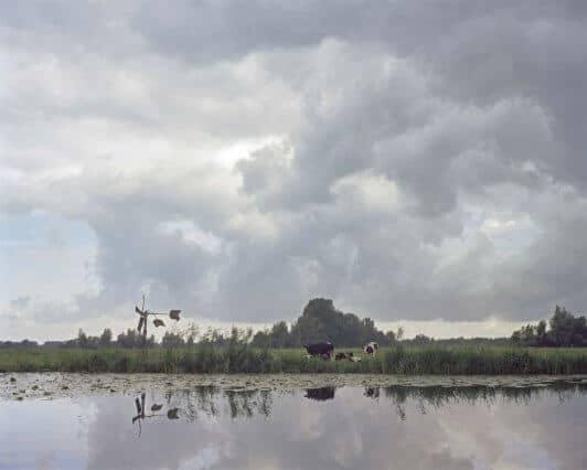 Polder Nieuwkoop Noorden 2006 © Han Singels
