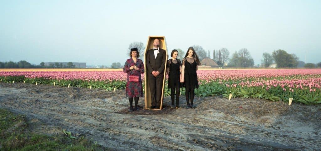 The Farmers by Hellen van Meene 2018 exhibition Amsterdam