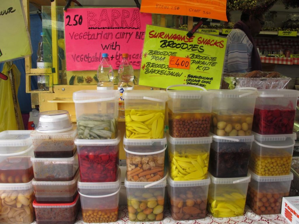 markets in amsterdam organic food