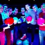 Things to do in Amsterdam in a group Bowling
