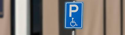 Parking disabled