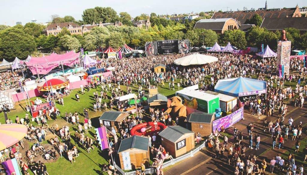 Music Festivals in Amsterdam 2020