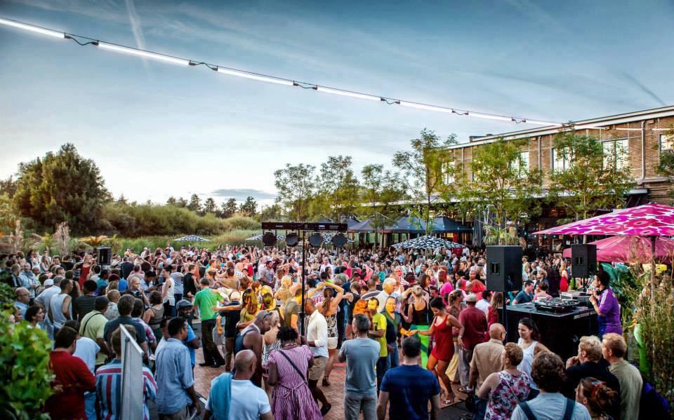 Salsa in Amsterdam
