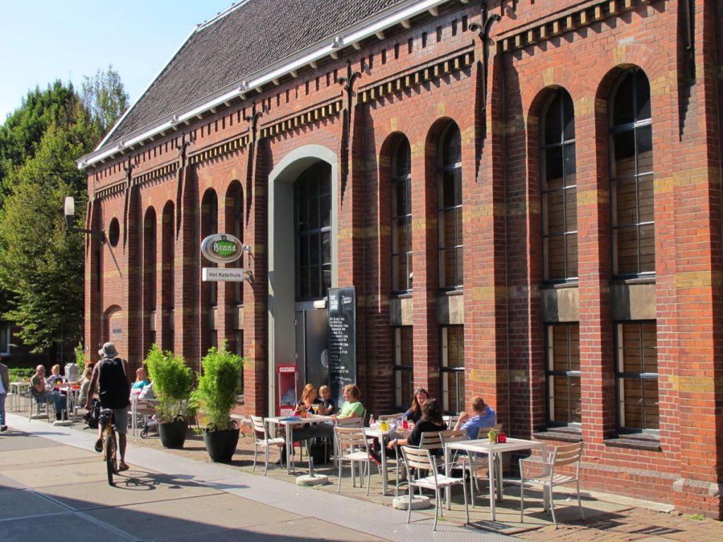 Ketelhuis cult cinema in Amsterdam