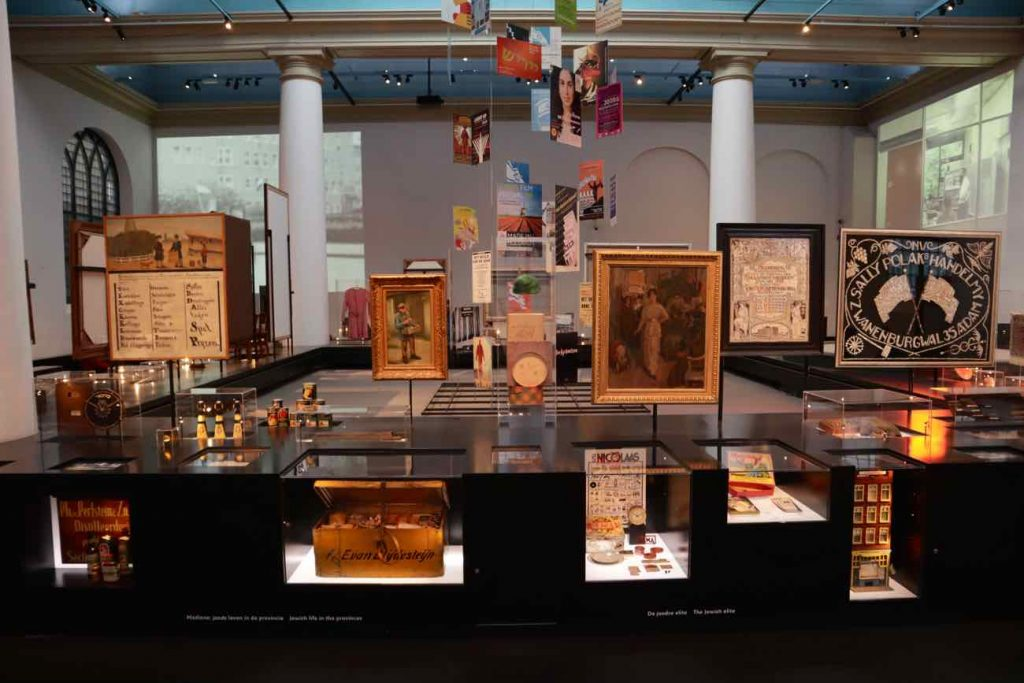 museum jewish quarter amsterdam